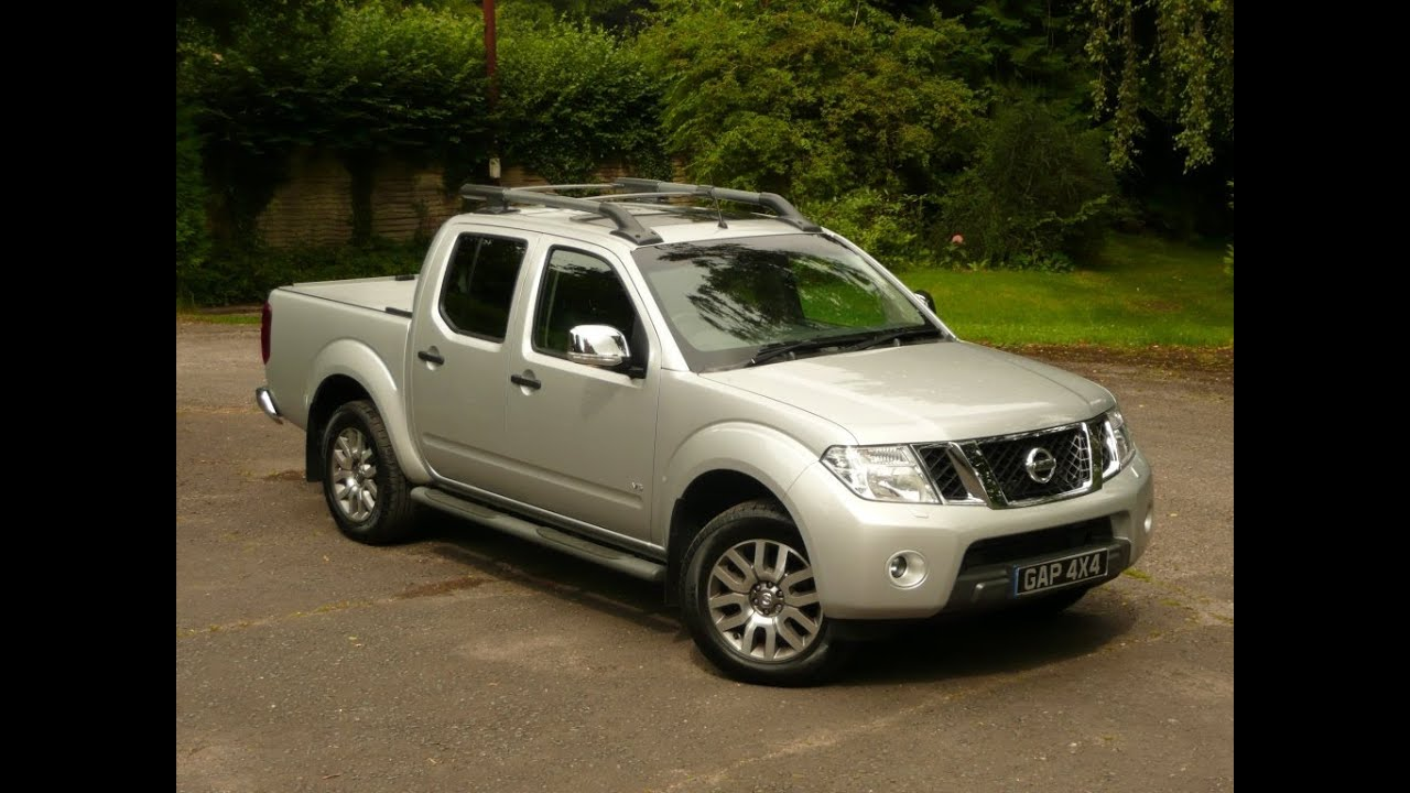 nissan navara 3 0 dci v6 outlaw youtube. Black Bedroom Furniture Sets. Home Design Ideas