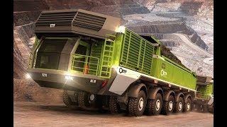 Top 10 Biggest dump trucks in the world