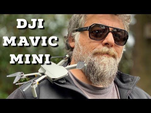 DJI MAVIC MINI - İLK İZLENİM ( Mavic Mini Footage)