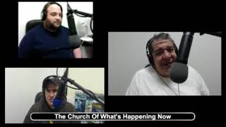 #157 The Church of What