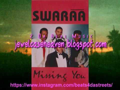 Swarāā - Missing You (1991) Rare Indie R&B Modern Soul Colorado Springs