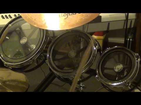 Tamil Dappankuthu/Kuthu Drum Beats #1&2 | By: Pravinth Ravithas