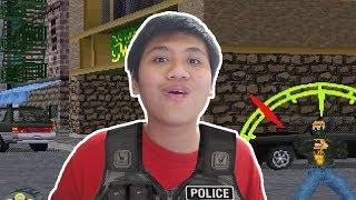 Lawan penjahat!!! piu.. piu... - Virtua Cop 2 Indonesia