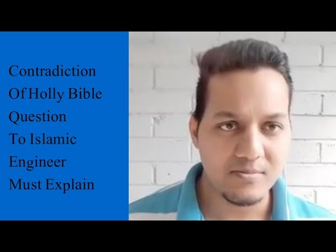 Download Contradiction Of  Holly Bible  Must Watch