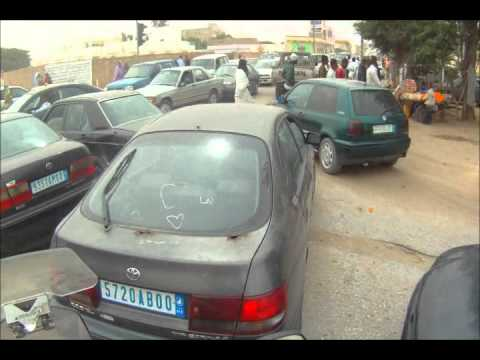 Nouakchott traffic