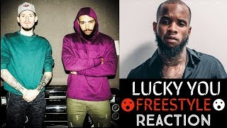 Tory Lanez - Lucky You Freestyle (Official Audio) REACTION