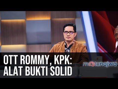 Transaksi Haram Politik: OTT Rommy, KPK: Alat Bukti Solid (Part 1) | Mata Najwa