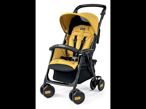 Коляска peg-perego aria shopper classico mod yellow ( ip06280062eb45ro01) купить за 0 грн ➥ закажи в магазине ❤moyo❤ и забери сегодня❗ ☎: 0.