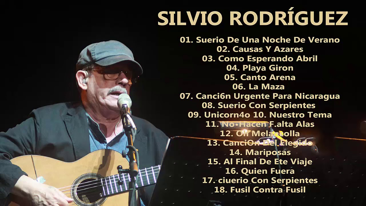 Silvio Rodriguez Song List