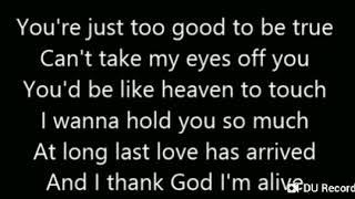 lagu I NEED YOU BABY (lirik)