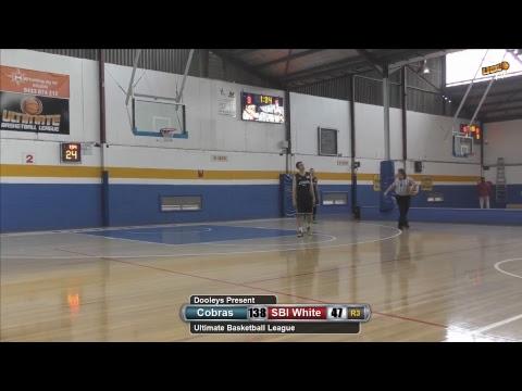 UBL TV Live S5 Round 3 Sydney City Cobra's Vs SBI White 02/09/17