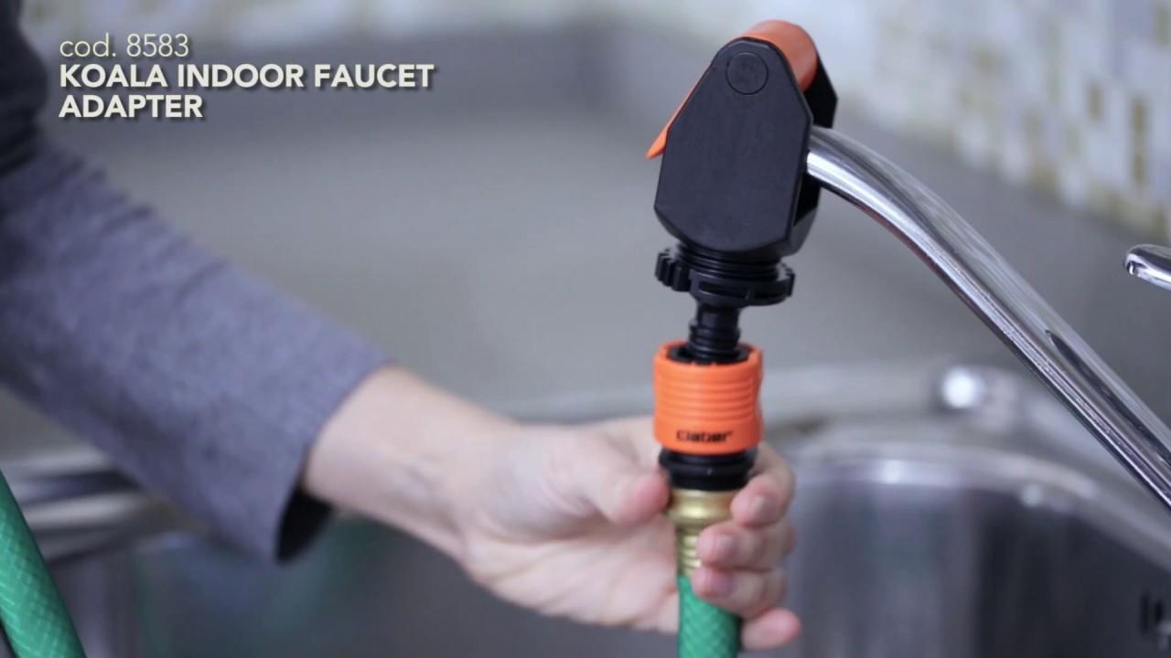 8583 koala indoor faucet adapter us