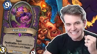 (Hearthstone) How Many Voidlords Can Stop The SMOrc