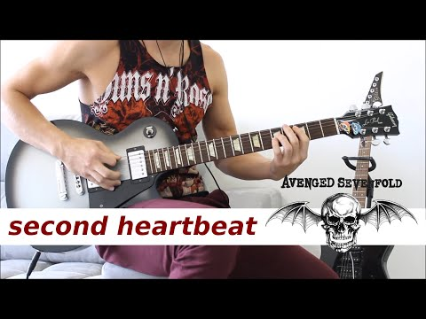 Second Heartbeat - Avenged Sevenfold | Rhythm Guitar Cover