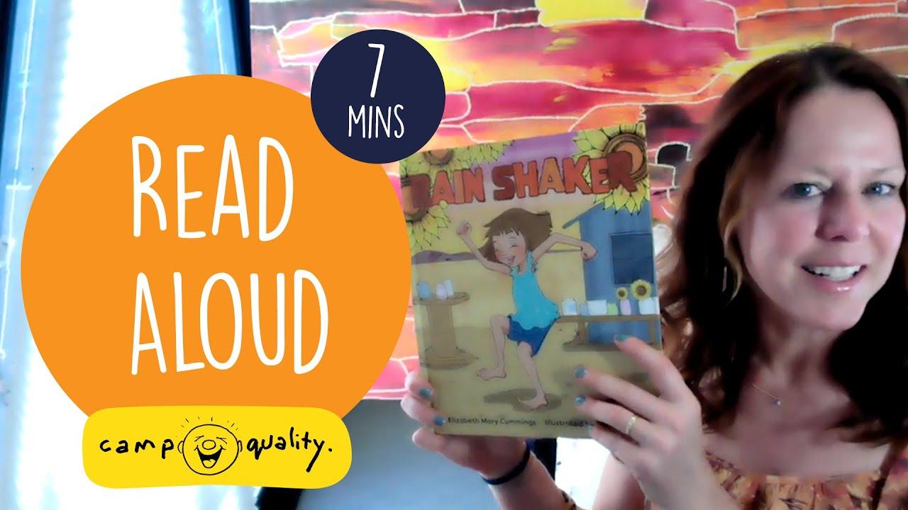 'Rain Shaker' - Kids' Book Read Aloud By Author Elizabeth Cummings
