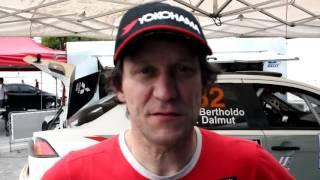 Ulysses Bertholdo   Após SS3   Rally Vale do Paraíba 2016