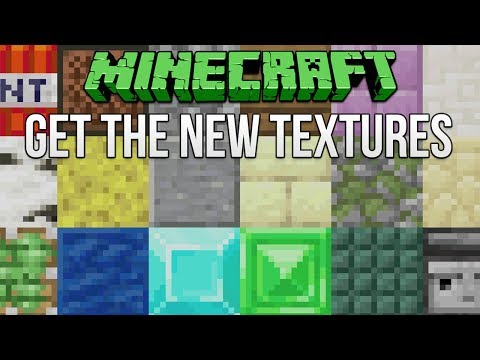 Minecraft: How To Install The New Texture Pack (Resource Pack) Tutorial