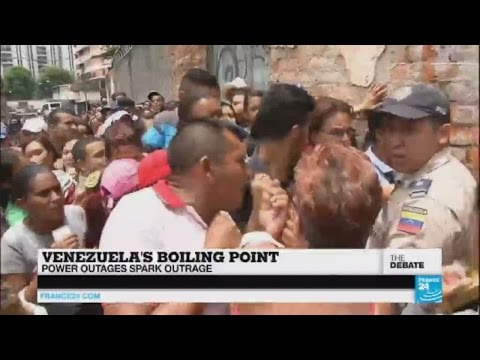 Venezuela's boiling point: Power outages spark outrage (part 1)