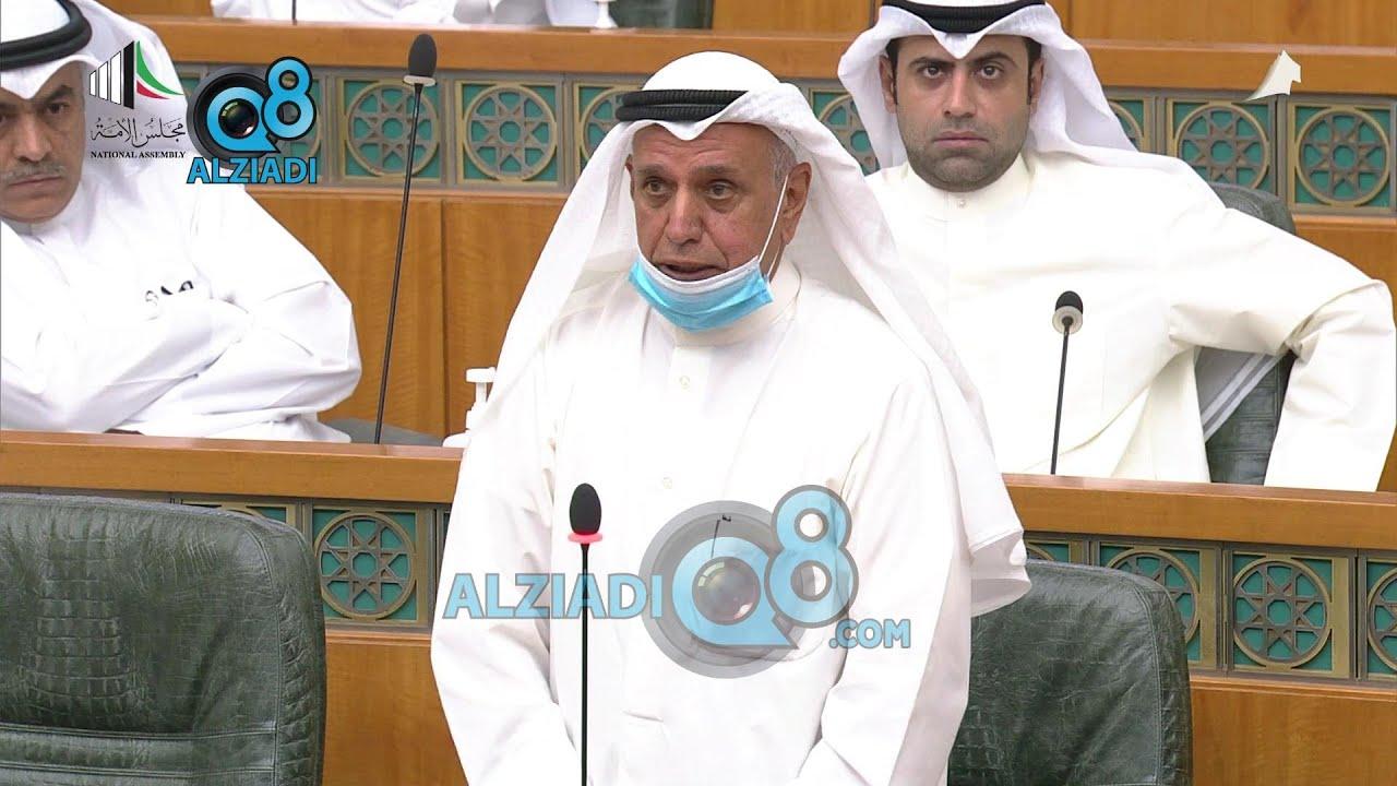 موقف عبدالله الرومي من طلب عزل رئيس مجلس الأمة: هذا الطلب باطل ولا يجوز التصويت عليه  - نشر قبل 2 ساعة