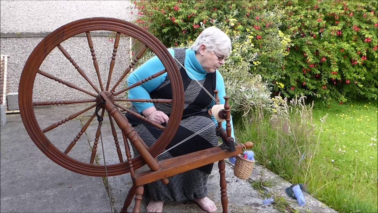 Spinning on a Canadian Production Wheel (CPW)