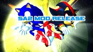 (RELEASE) Sonic Generations Mod: Sonic Adventure 2 Character Mod V2