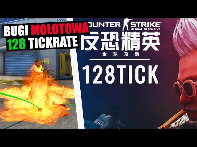 CS:GO - Aktualizacja, 128 Tickrate w Chinach, Nowe Sterowniki AMD - Podsumowanie Tygodnia #3