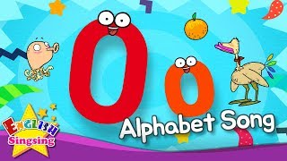 Alphabet Song - Alphabet 'O' Song - English song for Kids
