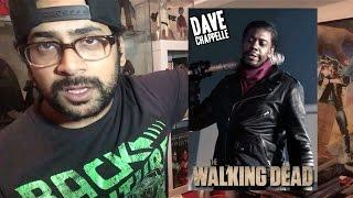 Walking Dead Chappelle's Show - SNL Reaction!