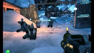 Borderlands 2 Mission to Flynt Flying Torso bug!
