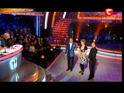 Пьяная Татьяна Догилева - Танцы со звездами