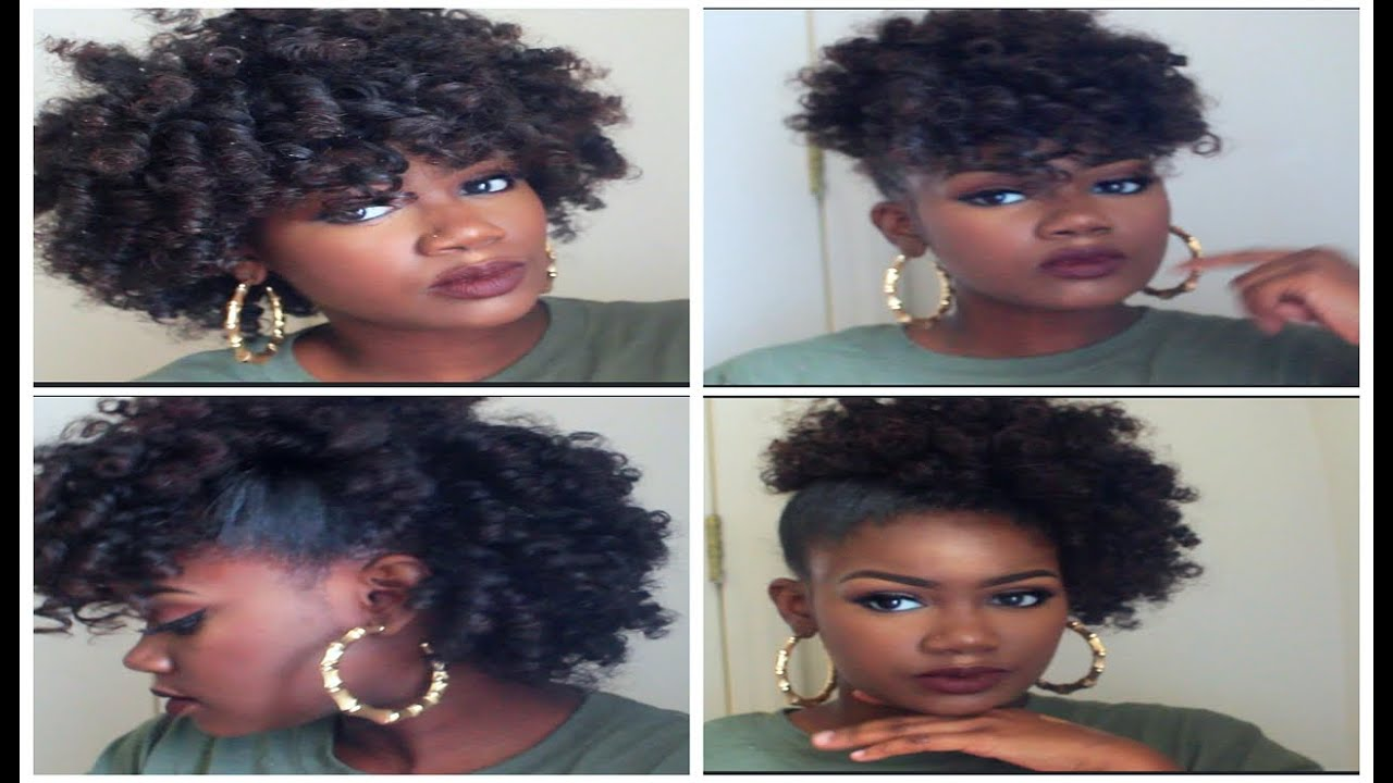 How to Style Permed Hair