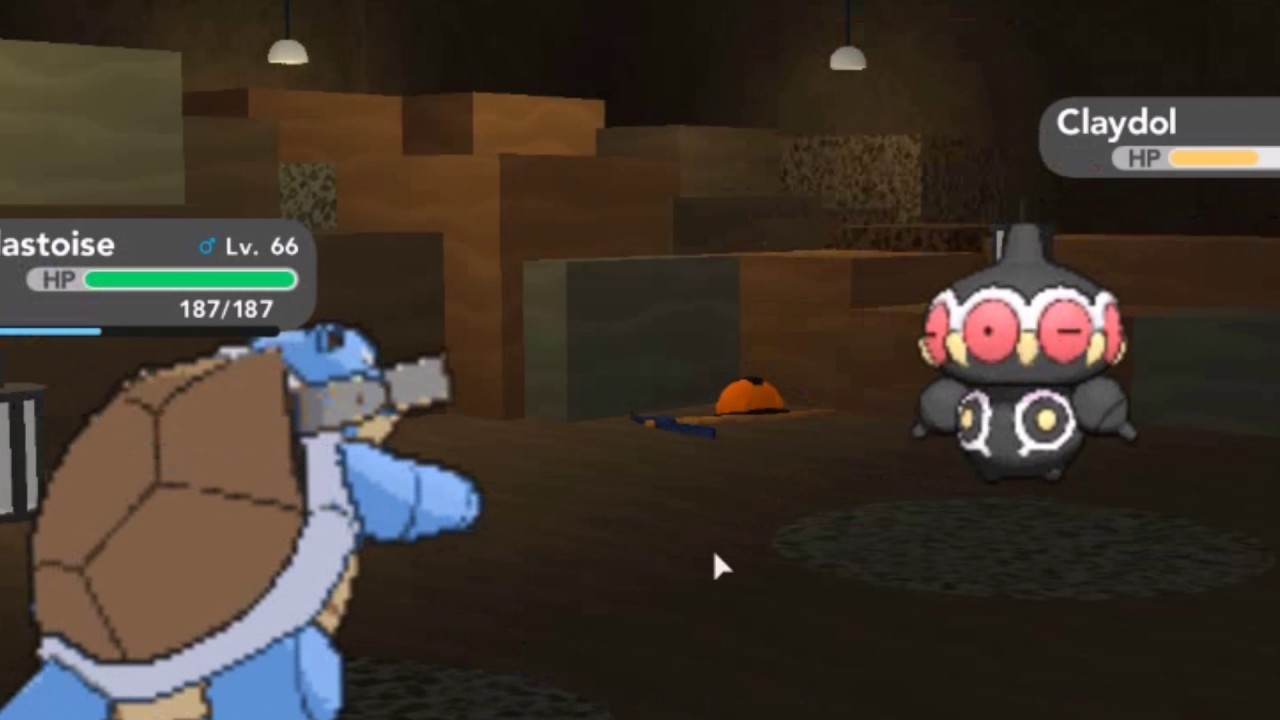 Pokemon Brick Bronze 5th Gym Roblox - claydol human roblox