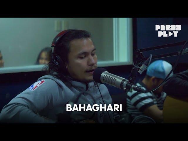 Press Play: Sponge Cola - Bahaghari