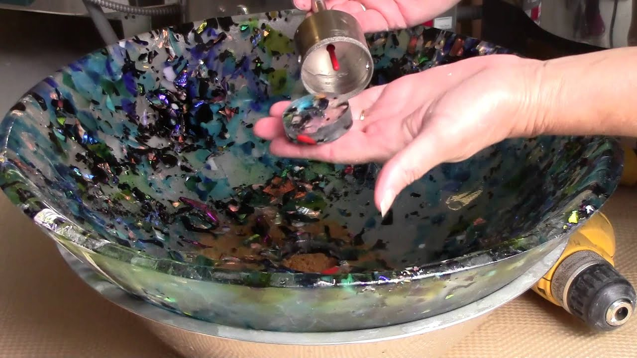 Merveilleux Make A Fused Glass Sink With LIsa Vogt Webinar