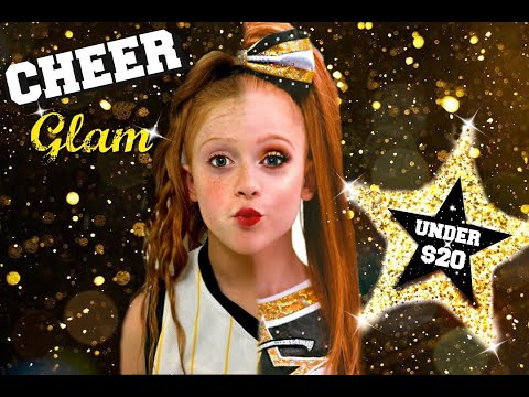 SOFT SMOKEY CHEER COMP MAKEUP | ALL PRODUCTS UNDER $20 💋 from YouTube · Duration:  8 minutes 30 seconds