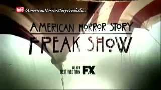 American Horror Story: Freak Show 4x07 Promo