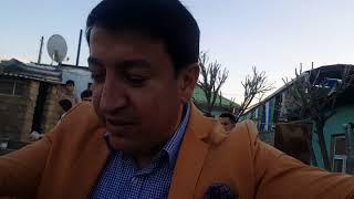 Türkmen toýundan reportaž. Taýýarlan Mergen Annamuhammedow. Репортаж с туркменской свадьбы.