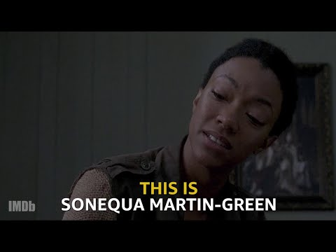 Sonequa MartinGreen's Roles Before