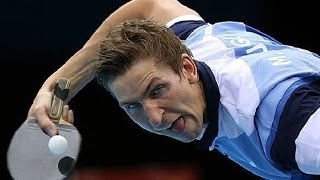 Best funny and unusual table tennis rallies from TT-Maximum, part 1