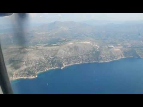 Landing in Dubrovnik International Airport - ATR-72 (OM-VRC) - Travel TV Slovakia