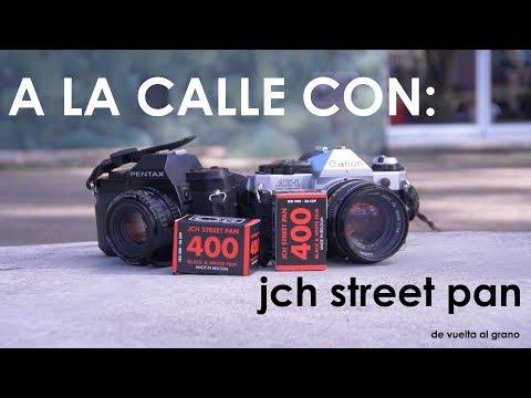 A la calle con: JCH Street Pan