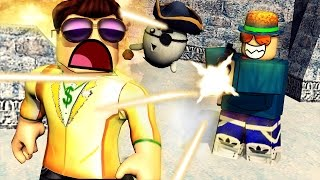 THE BEST ROBLOX PLAYERS! (Roblox Funny Moments: Phantom Forces)