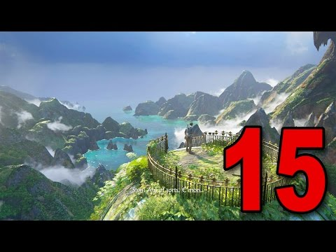 Uncharted 4 Walkthrough - Chapter 15 - The Theives of Libertalia (Playstation 4 Gameplay)
