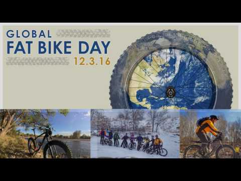 Global Fat Bike Day 2017 - Colorado Springs