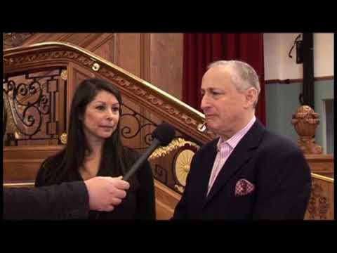 FOCAL POINT - TITANIC The Musical Belfast Launch
