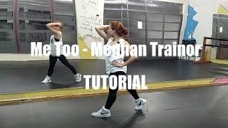 Baixar TUTORIAL Me Too Meghan Trainor - Coreografia Jéssica Maria Arroyo