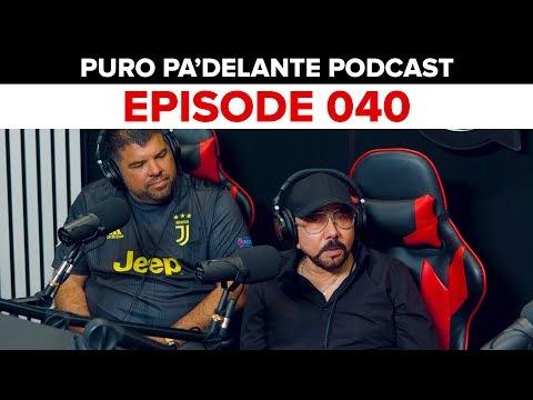 Entrevista Con Ivan Fernandez Y David Valdivia - Puro Pa'DELante - Podcast 040 - DEL Records 2019
