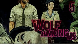 SMOKE AND MIRRORS- The Wolf Among Us Ch.2 Pt.1
