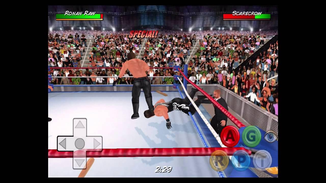 Vs sting wwe night of champions wrestling revolution 3d youtube