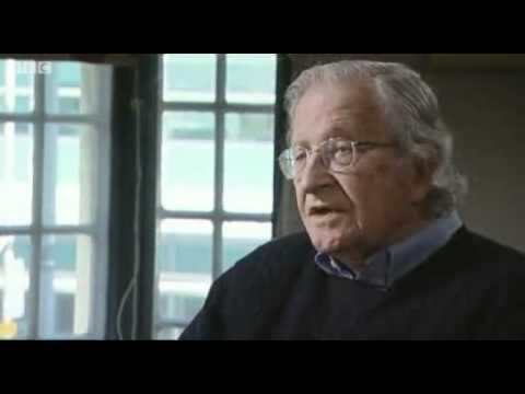 Noam Chomsky on Newsnight BBC